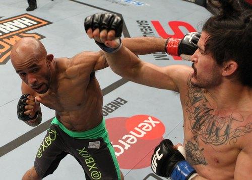UFC On FX: Johnson v McCall