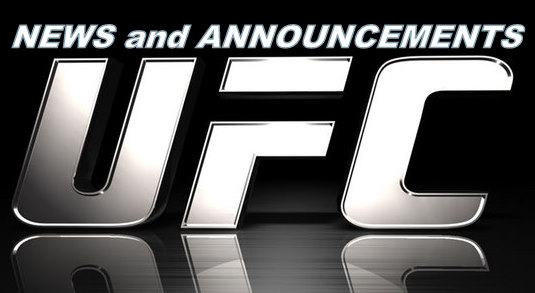 UFC-News-Announcements